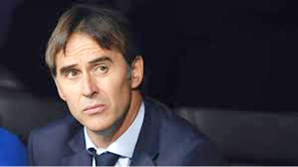 لوبيتيجي يرفض قرار برشلونة