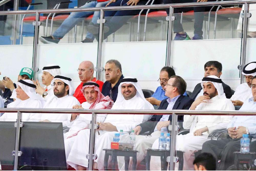 منتخبنا يخسر أمام السعودية في تصفيات آسيا للسلة