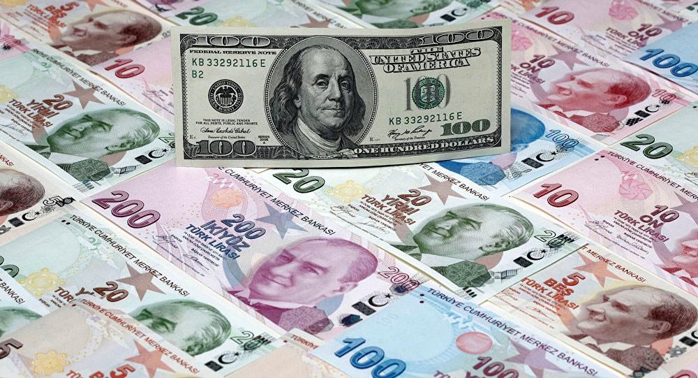 الليرة التركية تتراجع  بعد رفع أسعار الفائدة