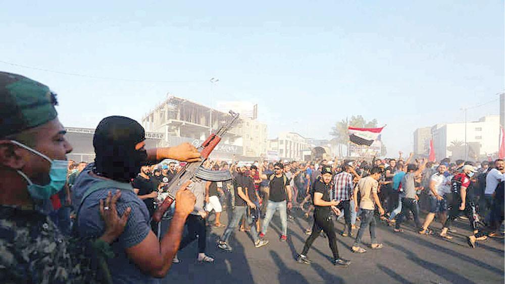 المحور الوطني يرشح الحلبوسي لرئاسة البرلمان العراقي