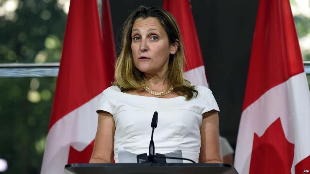 كندا تأمل بحث الخلاف الدبلوماسي مع الرياض