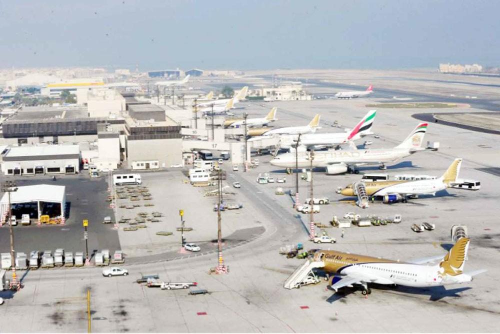 انتعاش بحركة السفر و5 ملايين عبروا مطار البحرين الدولي هذا الصيف