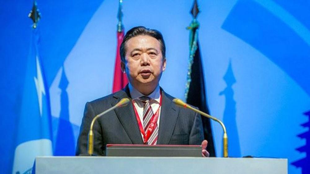الصين: رئيس الإنتربول متهم بالرشوة