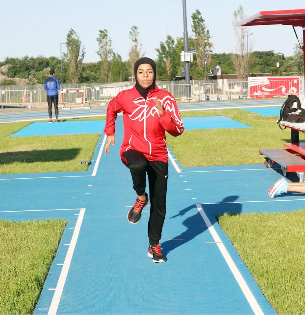 انطلاق منافسات ألعاب القوى اليوم بسباق 100 متر سيدات