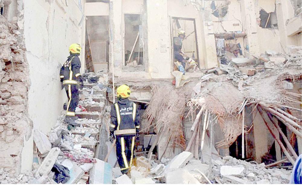 وزيرة الصحة: 4 وفيات بكارثة انهيار المبنى و27 مصابا