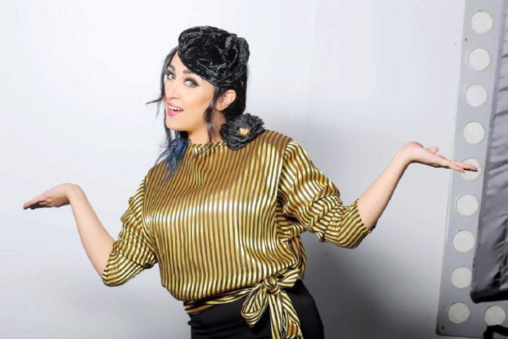 جيهان خليل بدأت تصوير فيلم «رأس السنة»