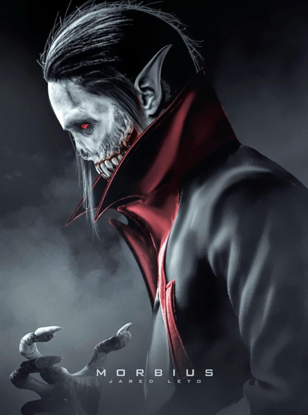 «سوني» تقتبس فيلما جديدا من عالم مارفل «Morbius»