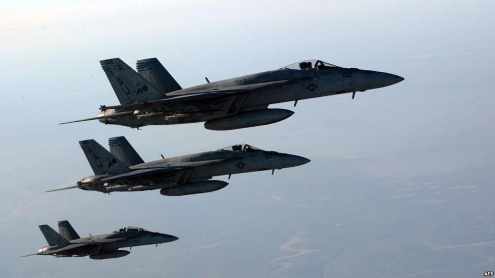 """التحالف يعلن توجيه ضربة قوية لـ """"داعش"""""""