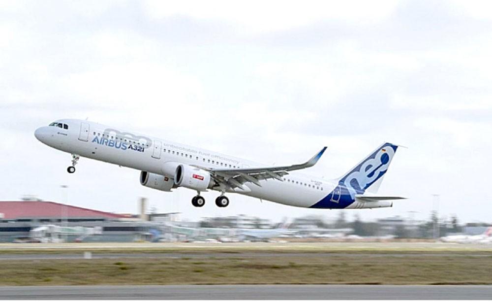 """""""ايرباص"""" تطرح نماذج لمدى أطول من """"A321neo"""""""