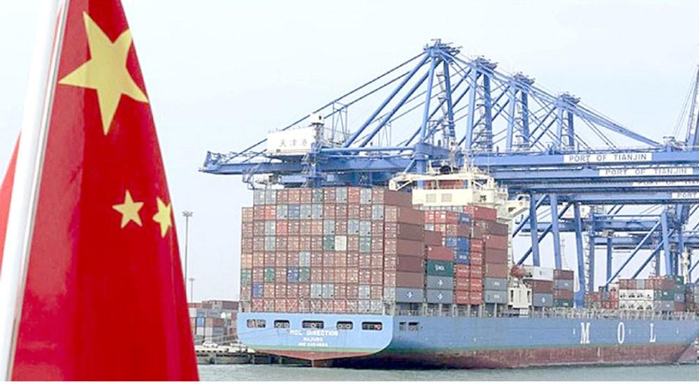 التجارة الخارجية للصين تسجل نموًّا كبيرًا