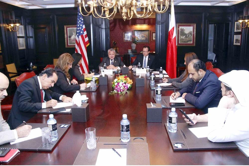 نائب وزير الخارجية الأميركي: نريد تهذيب إيران بخلق نظام أكثر أمنا بالمنطقة