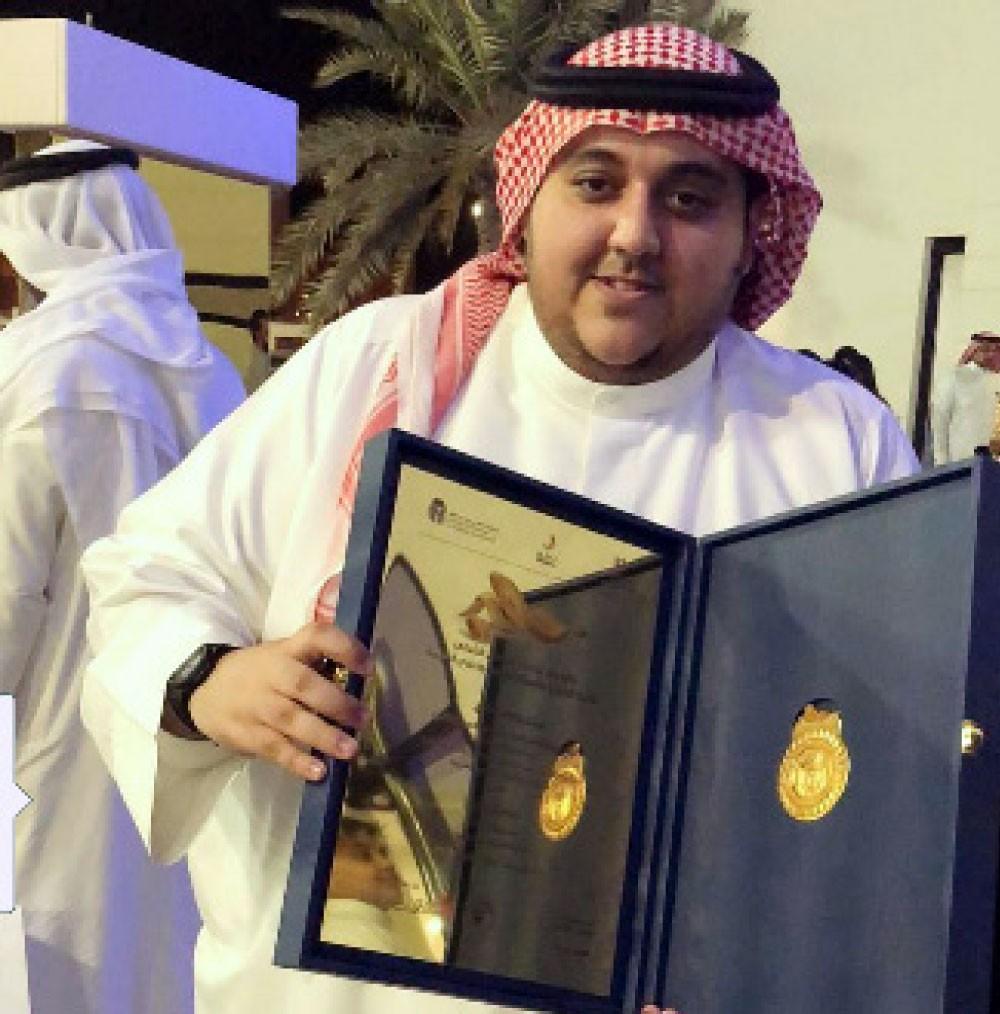 البسام علي يفوز بالجائزة الثانية لأفضل نص مسرحي