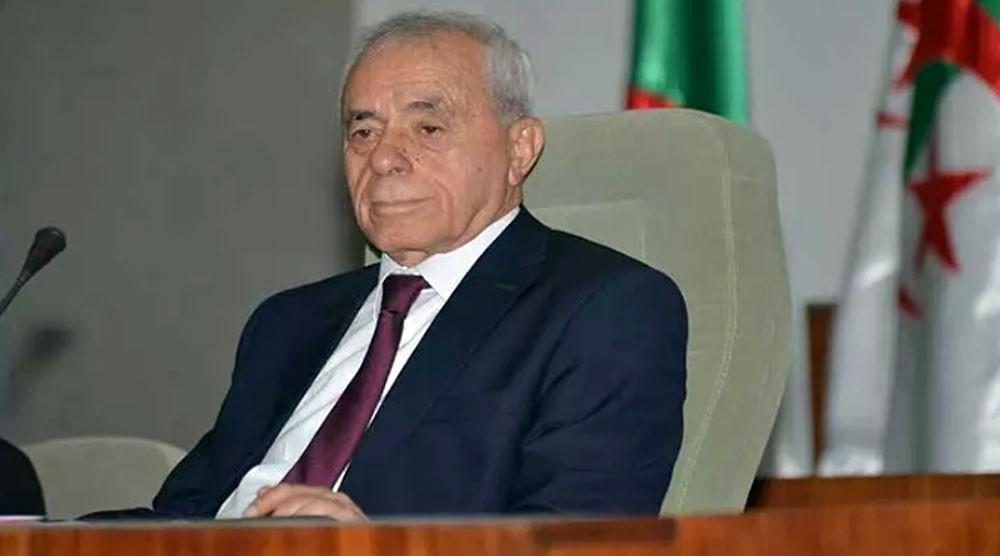 الجزائر... شغور منصب رئيس البرلمان