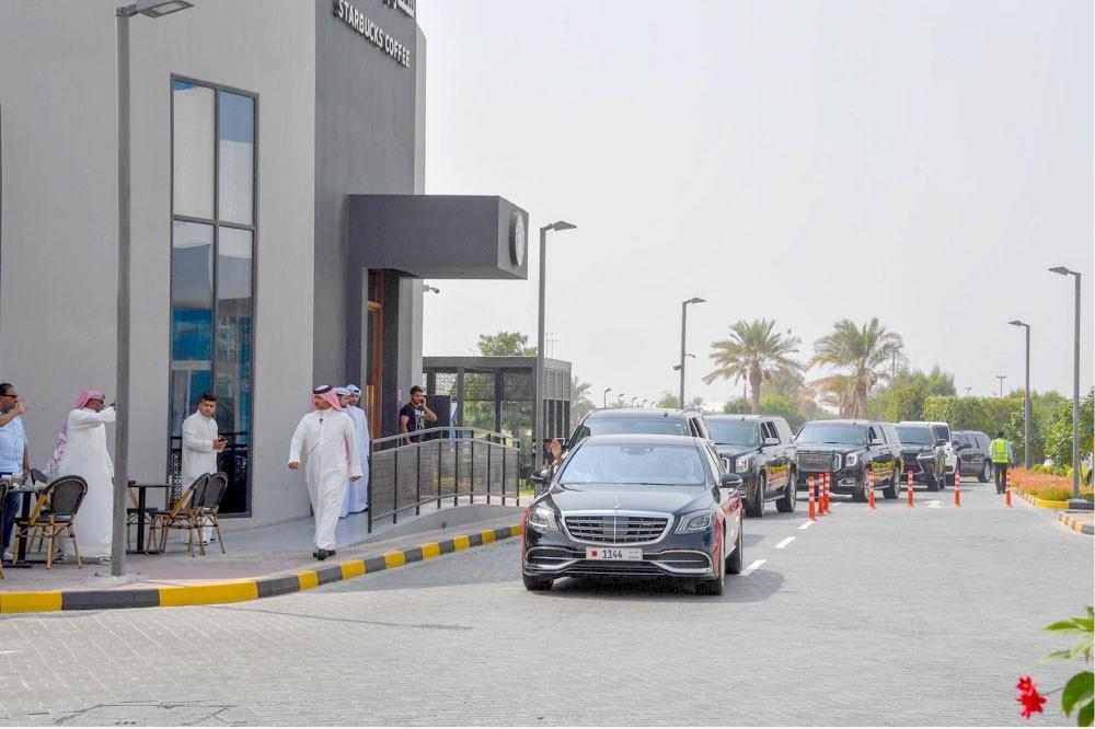 البحرين مهيأة لاستضافة أكبر الأحداث الرياضية
