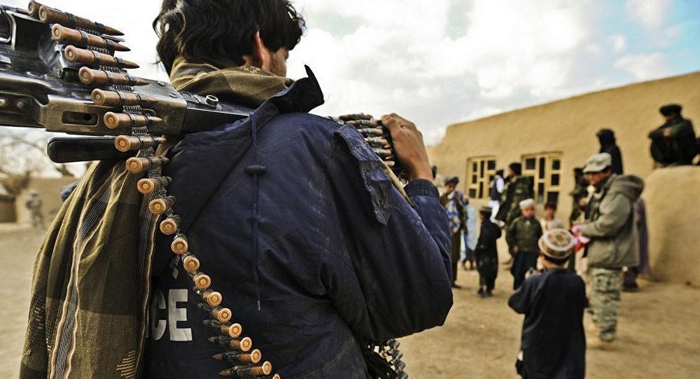 اغتيال قائد شرطة قندهار