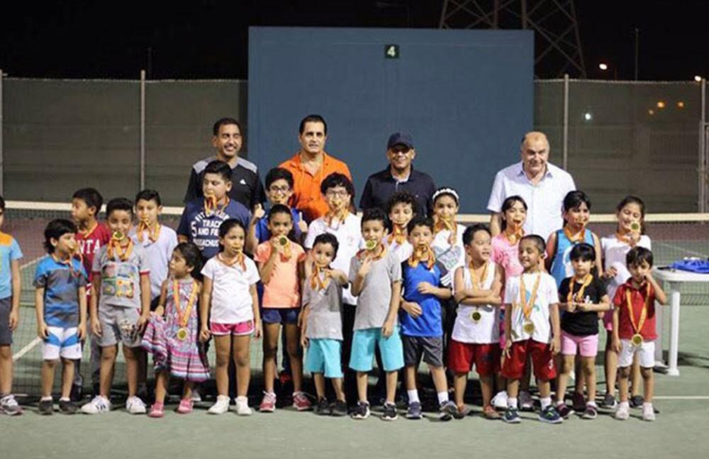 اتحاد التنس يعلن إقامة بطولة البراعم