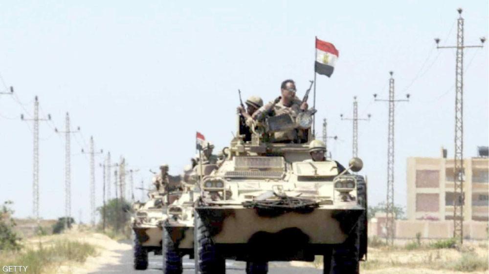 """مصر تصفي 18 إرهابيا """"شديدي الخطورة"""""""