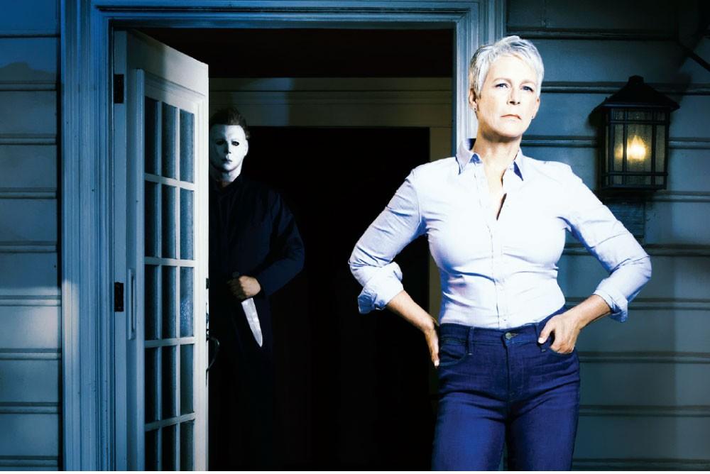 كيرتس تعود للسينما من خلال الرعب