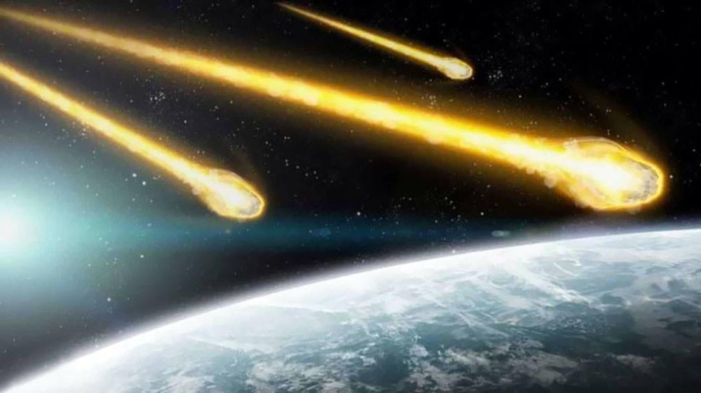 3 كويكبات خطرة تهدد الأرض