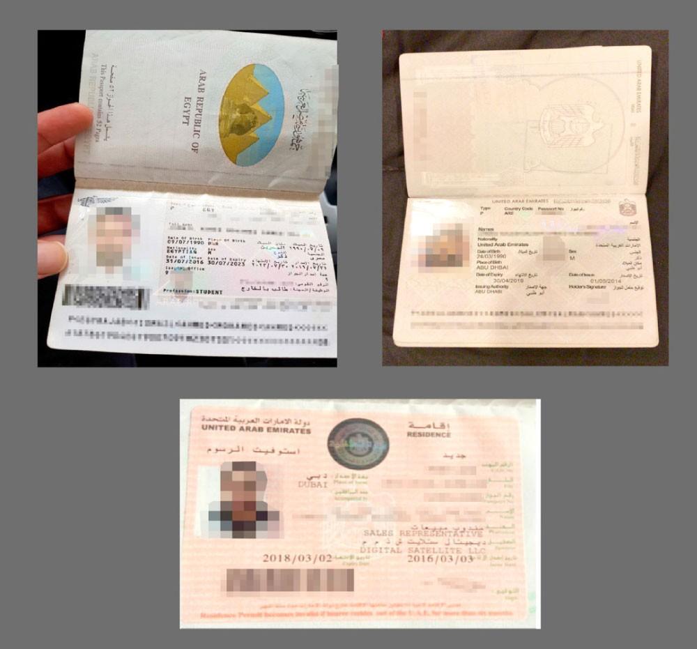 إحالة 28 للنيابة بواقعة تزوير جوازات خليجية وأجنبية