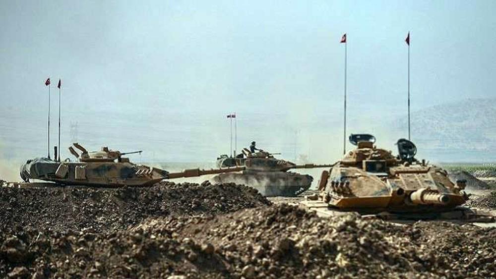 مقتل 7 جنود في انفجار مستودع ذخيرة بتركيا