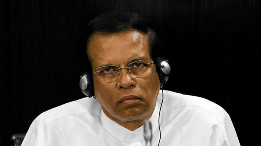 أميركا تندد بحل برلمان سريلانكا