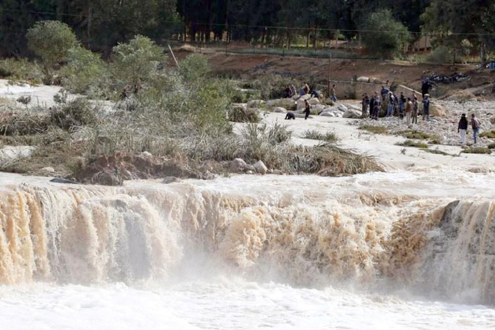 ارتفاع حصيلة ضحايا السيول في الأردن