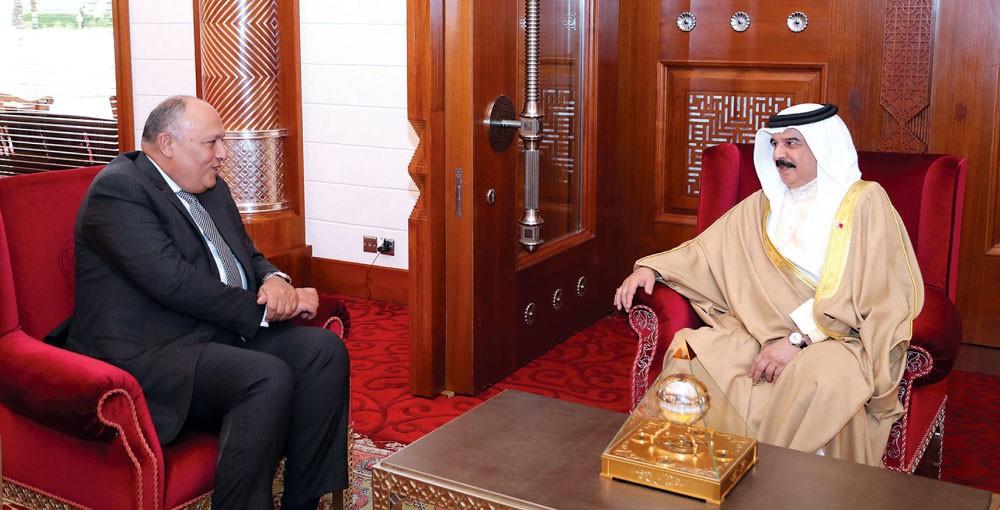 جلالة الملك: العلاقات بين البلدين تمثل نموذجا يحتذى