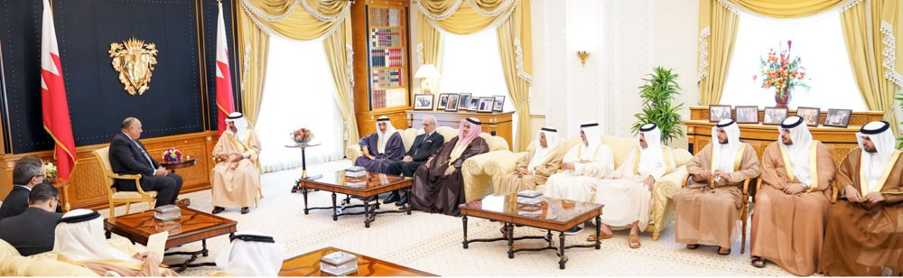 سمو رئيس الوزراء: دفع علاقات التعاون إلى آفاق تلبي التطلعات