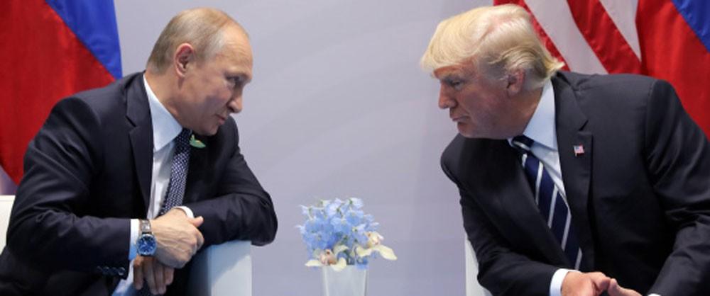 إعجاب من بوتين لترامب ولقاء مرتقب