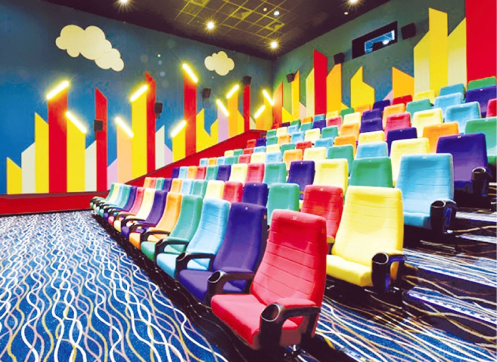 تجربة استثنائية في صالة الـ VIP الحصرية في Cineco