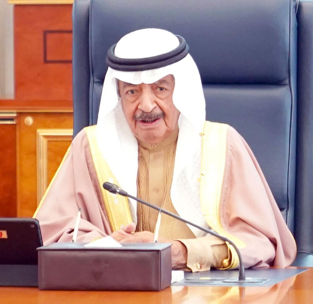 سمو رئيس الوزراء يشيد بجهود جلالة الملك في تعزيز التعايش السلمي