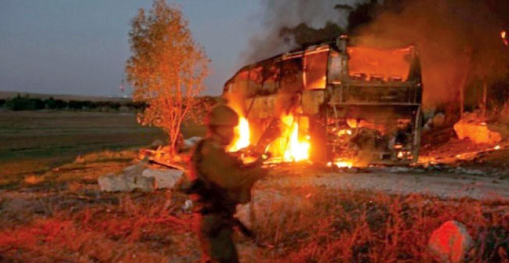 الوضع الأمني يحتقن في غزة