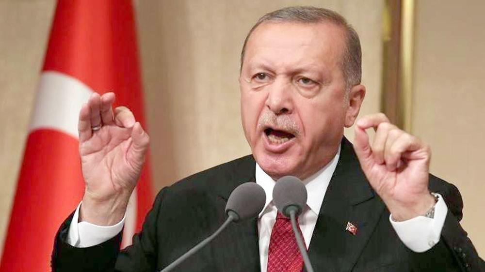 أردوغان: لا لتقسيمات سايكس بيكو جديدة