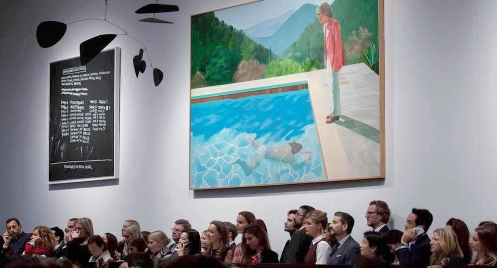 """""""بورتريه فنان"""" تحقق رقما قياسيا في المبيعات"""