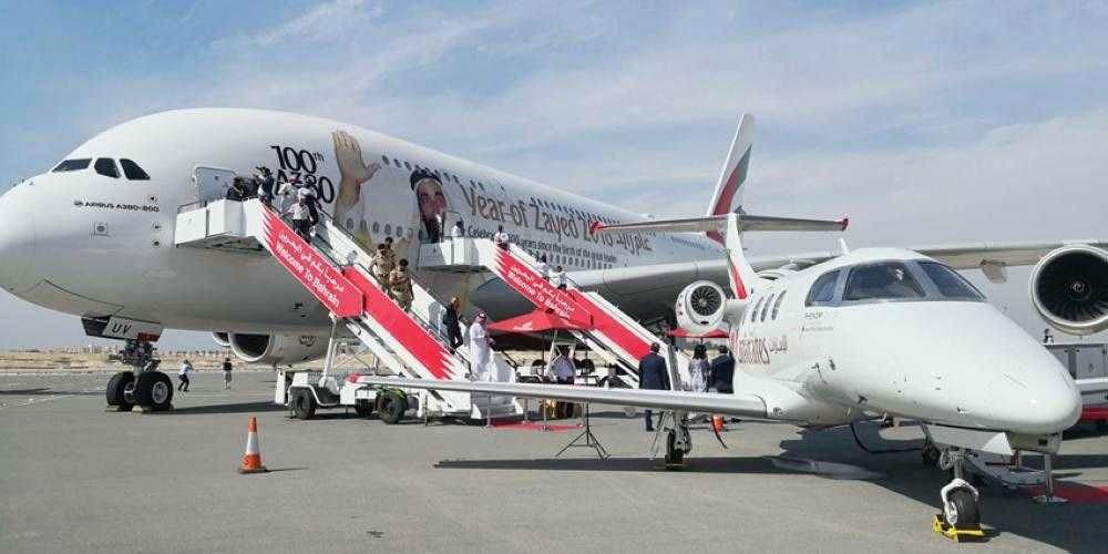 خطة طبية لعلاج إصابات معرض الطيران
