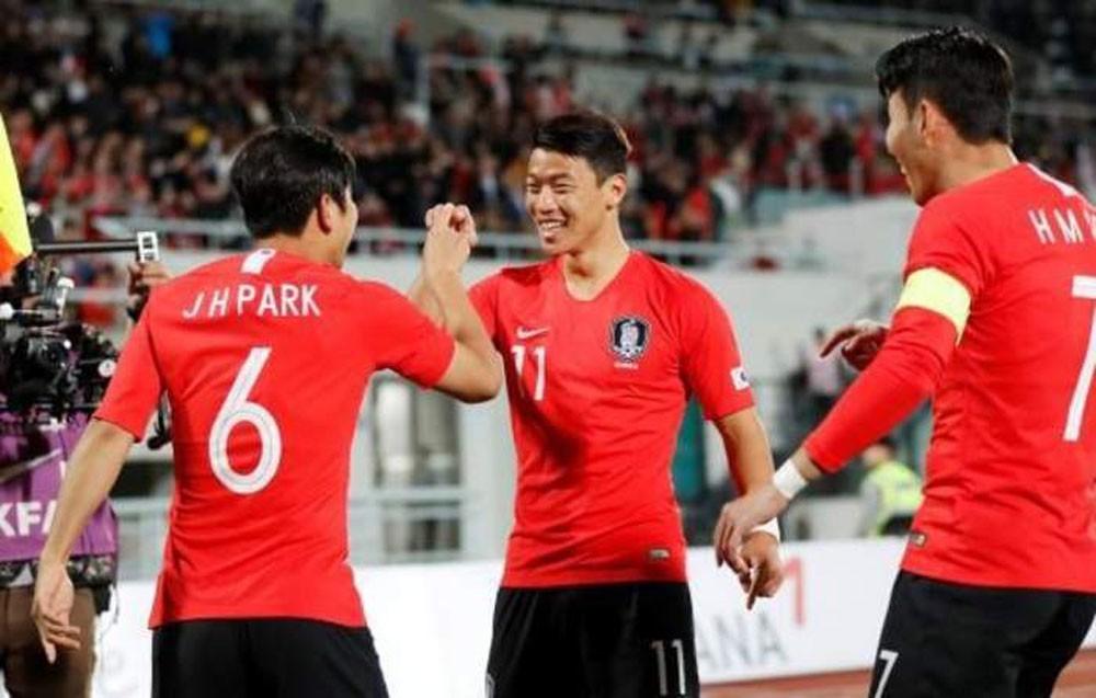 نقل ودية  كوريا وأوزبكستان
