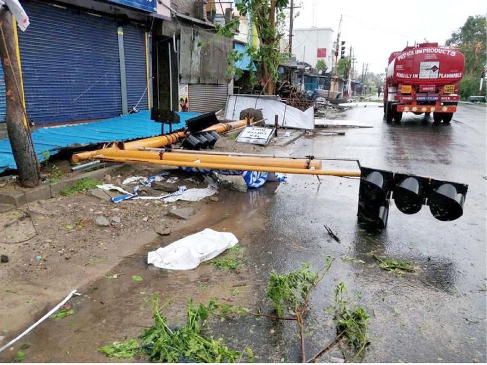 """""""جاجا"""" يقتل 11 شخصا جنوب الهند"""