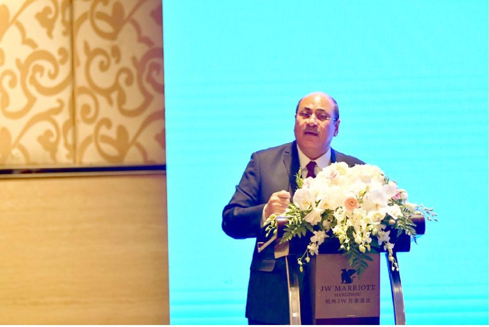السفير البحريني بالصين: نحن الأقل تكلفة