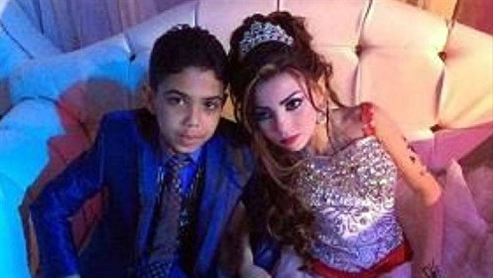 117 ألف طفل تزوّجوا في مصر