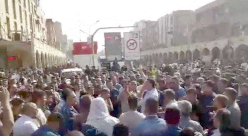 تظاهرات الأحواز تقلق نظام الملالي