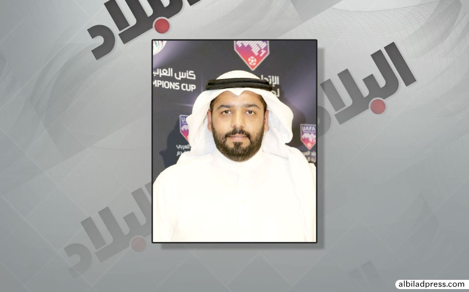 الماجد مراقبًا بدور الـ 16 لكأس زايد