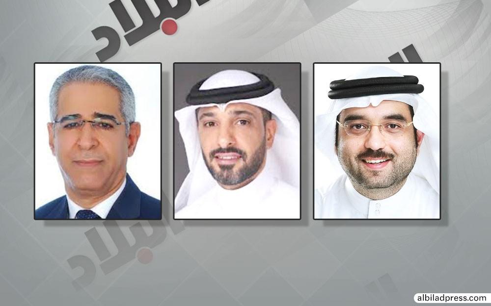 السلوم ثالث المتنافسين لنيابة رئاسة البرلمان