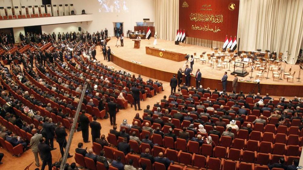 مواجهة داخل البرلمان العراقي
