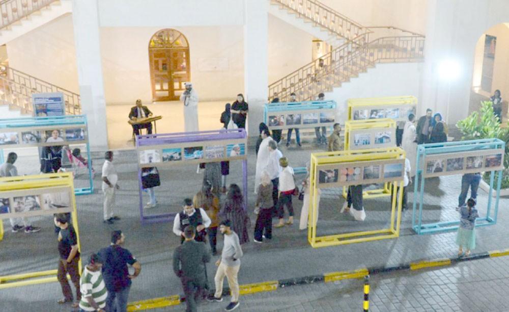 معرض بباب البحرين