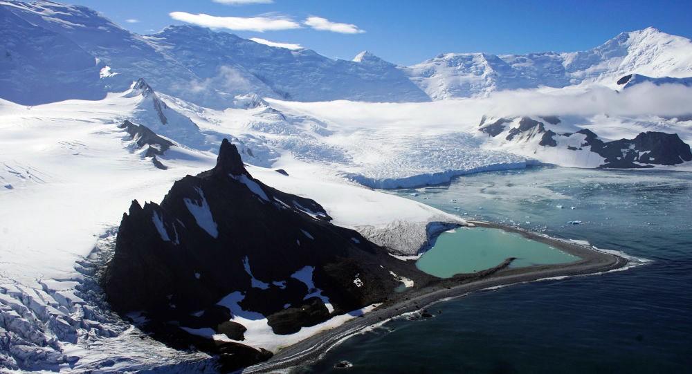 العثور على حضارة قديمة في القطب الجنوبي