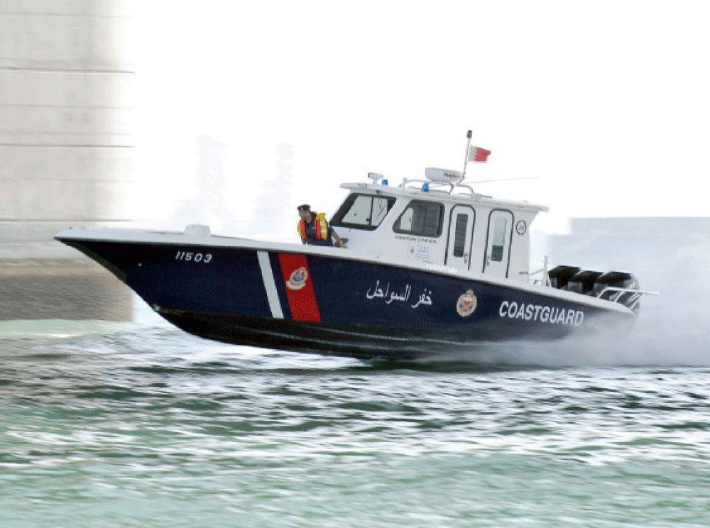 """ضبط قوارب متلبسة بصيد الروبيان بـ """"الكراف"""""""