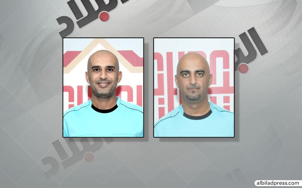 وليد وعبدالله يديران كأس آسيا الشاطئية