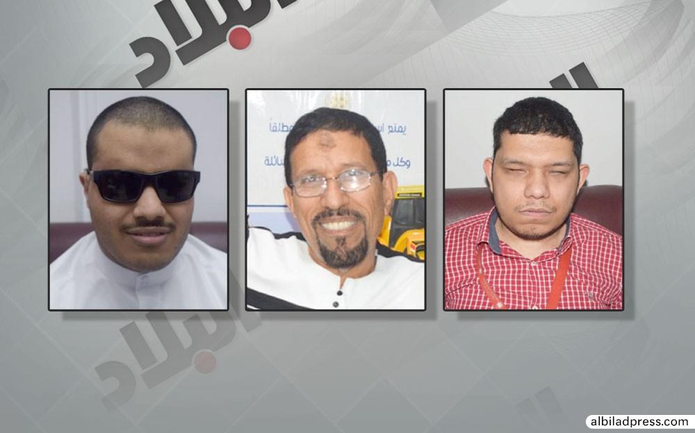 الطلاب المكفوفون في جامعة البحرين يحتاجون متطوعين مختصين