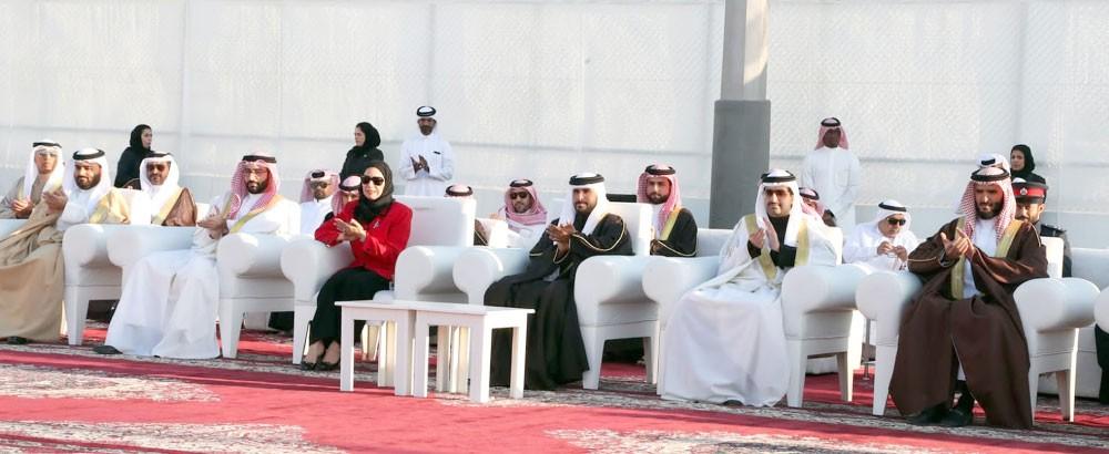 سمو الشيخ محمد بن سلمان : الفعاليات الوطنية تعكس المشاعر الصادقة